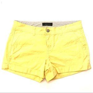Aeropostale Bright Yellow Shorts